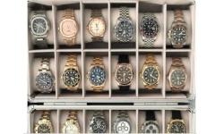 الصورة: الصورة: تسترد مجوهرات وساعات ثمينة بـ 13 مليون درهم بعد سرقتها بـ 10 ساعات