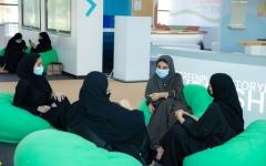 الصورة: الصورة: جامعة الإمارات تركز على «إعداد جيل من صُناع الوظائف»