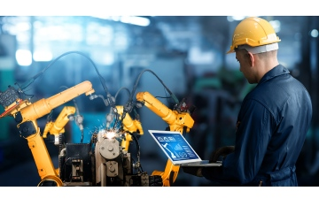 الصورة: الصورة: 4 تطورات تكنولوجية تقود الثورة الصناعية الرابعة