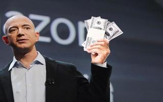 جيف بيزوس يخسر 13.5  مليار دولار من ثروته