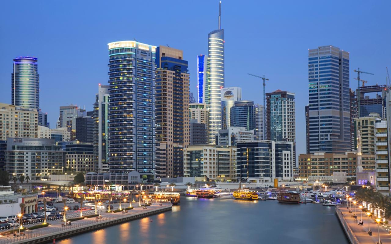 الصورة : القطاع العقاري في دبي يعمل بوتيرة أداء متصاعدة ـــ البيان