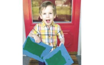 الصورة: الصورة: «الطفل المعجزة» يسجّل معدل ذكاء مرتفعاً