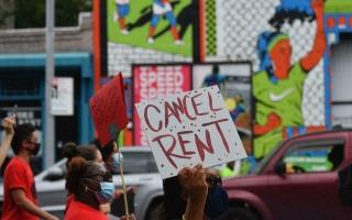 الصورة: الصورة: الجمود السياسي يهدد بطرد ملايين الأمريكيين من منازلهم