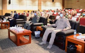 """الصورة: الصورة: وصول القوات الجوية المصرية للمشاركة في تمرين """"زايد 3"""""""