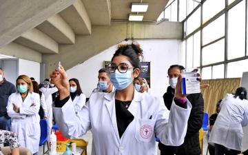 الصورة: الصورة: دول المغرب العربي تكثّف طلبها للقاحات لمواجهة «كورونا»