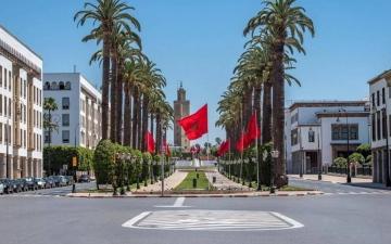 الصورة: الصورة: المغرب يفرض حظر التجول الليلي لكبح تفشي كورونا