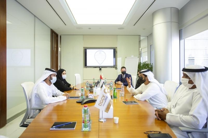 بورصة دبي للذهب ومركز السلع المتعددة يعززان العلاقات مع «الاقتصاد» وهيئة الأوراق المالية