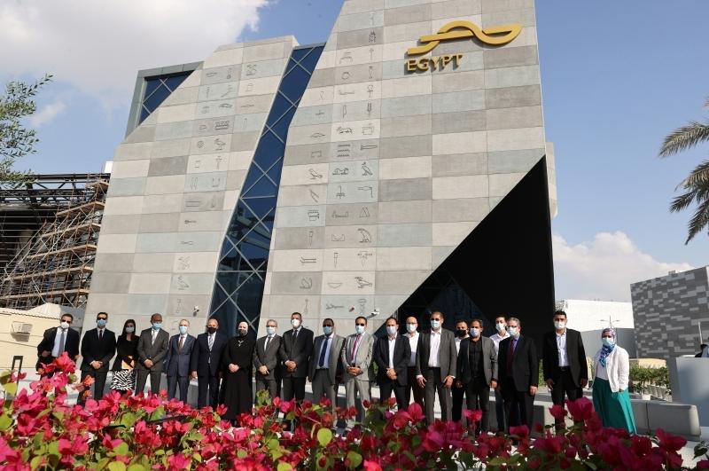 الصورة : مصر تسعى لمشاركة متميزة في «إكسبو2020 دبي»   أرشيفية