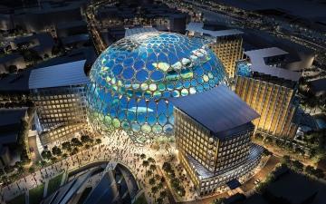 الصورة: الصورة: إكسبو2020 دبي.. ملتقى أشهر طهاة العالم