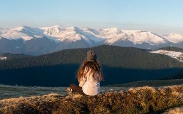 الصورة: الصورة: «العيش في الهواء الطلق» مفهوم البلدان الاسكندنافية للصحة النفسية