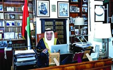 الصورة: الصورة: الإمارات منارة ثقافية عالمية ومركز إشعاع حضاري