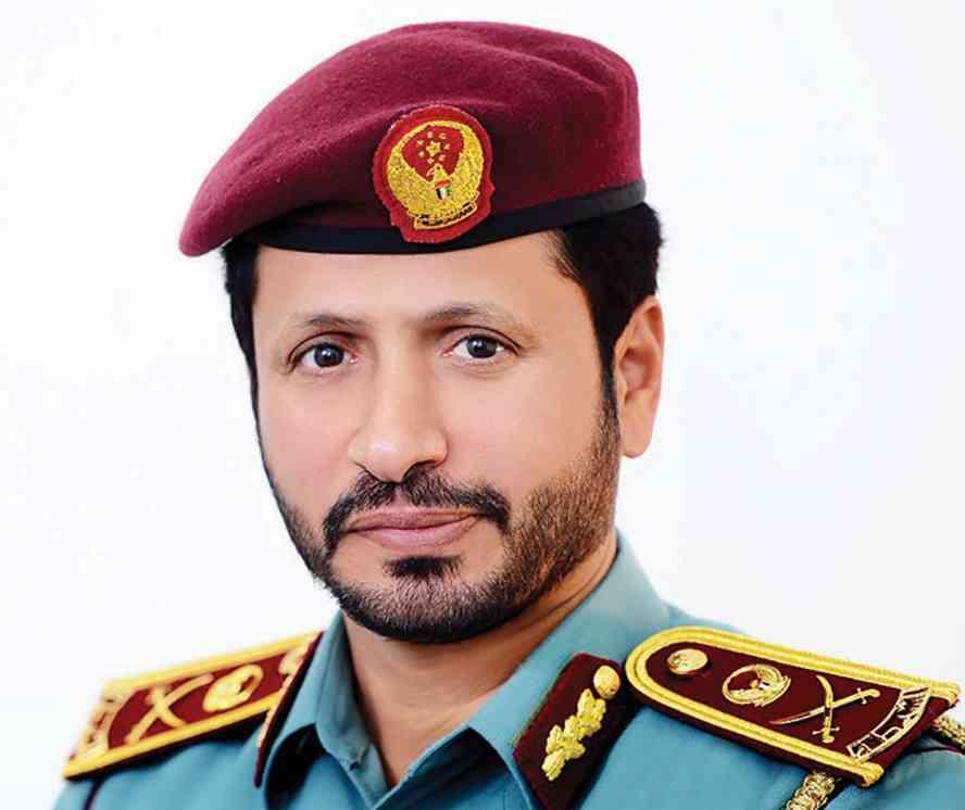سيف الشامسي: تسليم مكرمة حاكم الشارقة للمتقاعدين من الشرطة الأحد المقبل