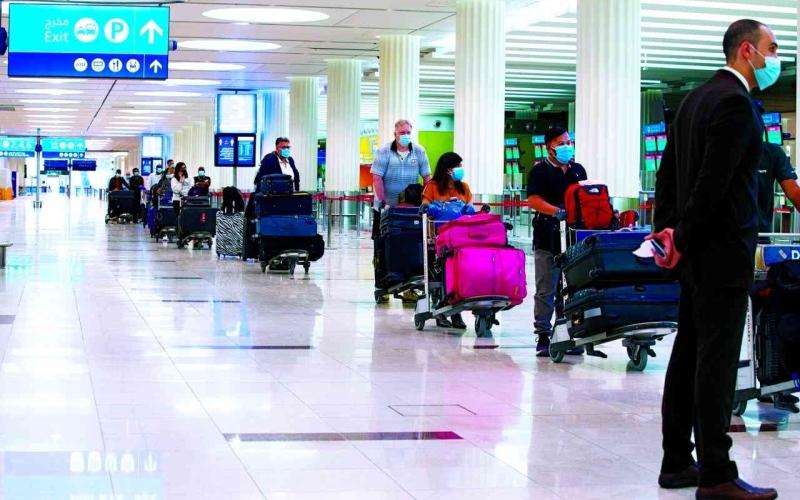 الصورة: الصورة: «إكسبو دبي»  يسرّع نمو حجوزات الطيران
