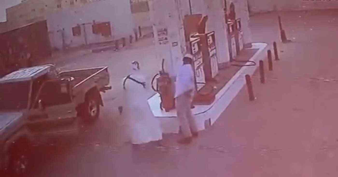 صورة السعودية.. السجن 7 سنوات لمطلق النار عمداً في محطة الوقود