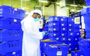 الصورة: الصورة: 5725 عينة تم فحصها بمختبر رقابة الأغذية  في بلدية عجمان بالنصف الأول