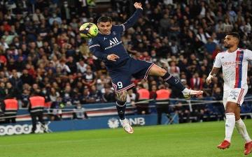 الصورة: الصورة: سان جيرمان ينتزع فوزاً صعباً على ليون في الدوري الفرنسي