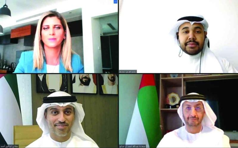 الصورة: الصورة: الإمارات مركز انطلاق الشركات الناشئة إلى العالمية