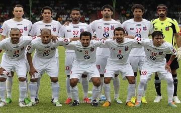 """الصورة: الصورة: """"الكويت"""" يلحق بالمحرق إلى نهائي غرب كأس الاتحاد الآسيوي"""