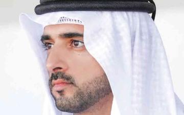 الصورة: الصورة: حمدان بن محمد: اليوم الوطني السعودي مناسبة عزيزة على قلوبنا