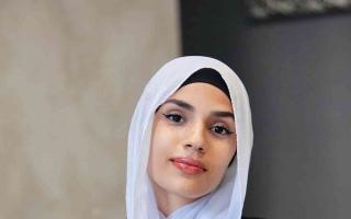 الصورة: الصورة: مصرية في سن الـ 20 تترشح لانتخابات بلدية روما