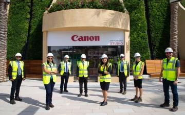 الصورة: الصورة: كانون توظف قوة الصور لإلهام عالم من التغيير في إكسبو 2020 دبي