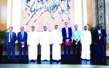 الصورة: الصورة: «الإمارات لسباق الخيل» تستعد للموسم الجديد