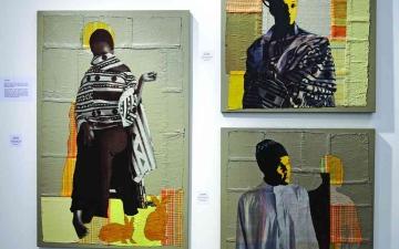 الصورة: الصورة: دبي ترسم خريطة إسهام الفنون في صون البيئة  عبر «ممارسة التغيير»