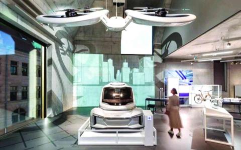الصورة: الصورة: أضواء «متحف المستقبل» الألماني.. خيال وتفاصيل لا تنتهي