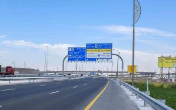 الصورة: الصورة: طرق دبي: 15 مليار درهم حجم مشاريع البنية التحتية للطرق ومنظومة النقل لـ إكسبو