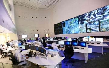 الصورة: الصورة: طرق دبي تنشئ مركز التحكم الموحد ومركز دبي للأنظمة المرورية الذكية