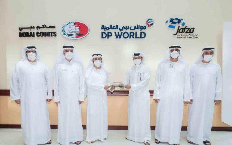 الصورة: الصورة: جافزا ومحاكم دبي تطلقان أول محكمة ذكية في منطقة الشرق الأوسط للنظر في القضايا العمالية