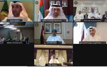 الصورة: الصورة: الإمارات تشارك في الاجتماع الـ 19 للجنة الوزراء المعنيين بشؤون الإسكان في دول مجلس التعاون