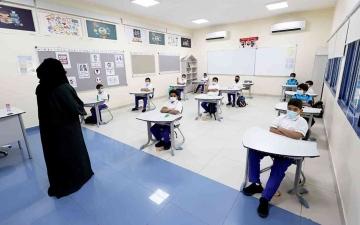 الصورة: الصورة: فحص كوفيد مجاني للطلبة والكوادر العاملة في المدارس الحكومية