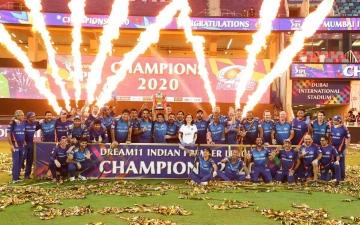 الصورة: الصورة: دبي تستضيف المباريات النهائية للدوري الهندي الممتاز وكأس العالم للكريكت