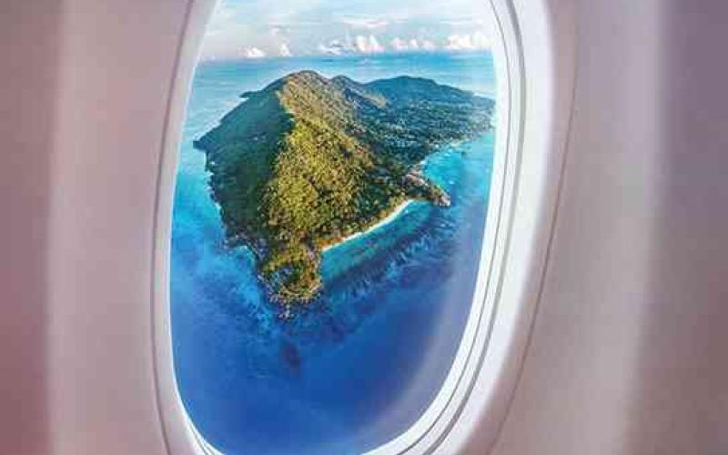الصورة: الصورة: الاتحاد للطيران ترفع عدد رحلاتها إلى سيشل