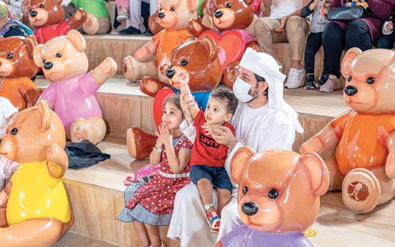 الصورة: الصورة: القرية العالمية «أفضل وجهة عائلية في الشرق الأوسط» ضمن جوائز السفر العالمية 2021