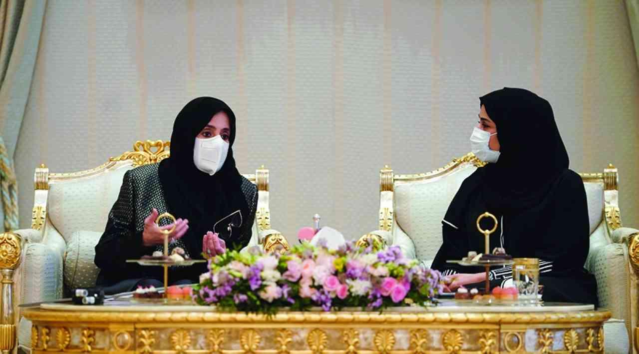الشيخة جواهر تشيد بجهود ومبادرات «مرشدات الإمارات»