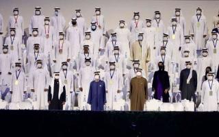 الصورة: الصورة: مشاهد من حفل افتتاح اكسبو 2020 دبي