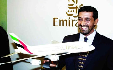 الصورة: الصورة: الإمارات مؤهلة لكسب المنافسة بقطاع الطيران في «الخمسين» المقبلة