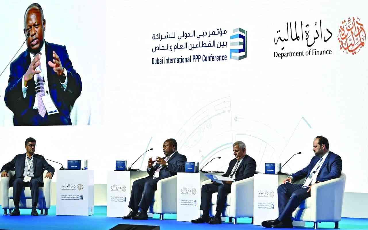 الصورة : من إحدى جلسات المؤتمر