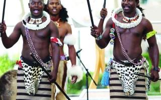 الصورة: الصورة: «ماما أفريقيا».. إبهار وابتكار
