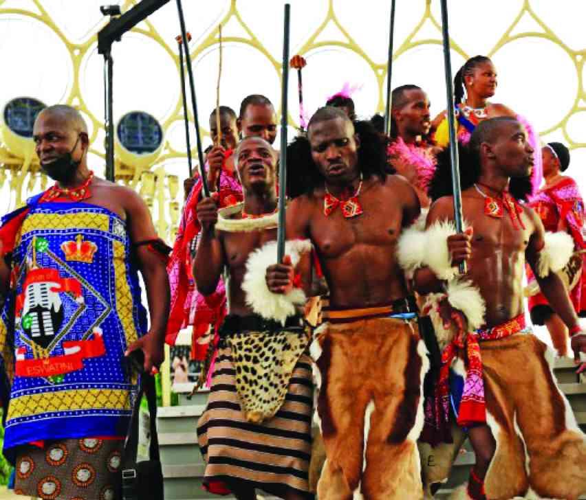 الصورة : »فنون الرقص الأفريقية