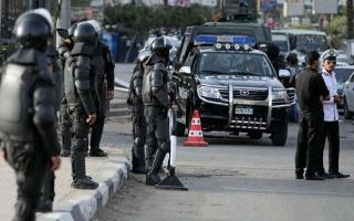 الصورة: الصورة: ضبط تشكيل عصابي خطير في مصر