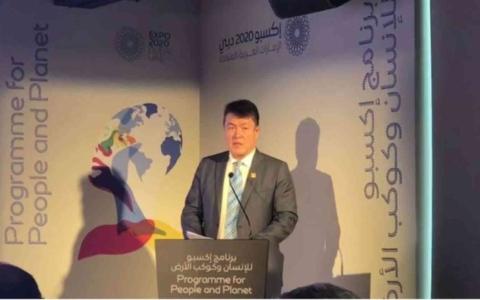 الصورة: الصورة: إكسبو 2020 دبي يحتضن الاحتفال بيوم الأغذية العالمي