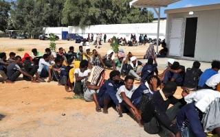 ملف المهاجرين في ليبيا.. شد وجذب بين طرابلس والمنظمات الحقوقية