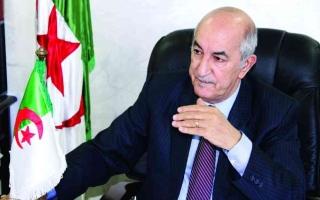 الرئيس الجزائري.. رسالة للمغتربين وأخرى للعابثين