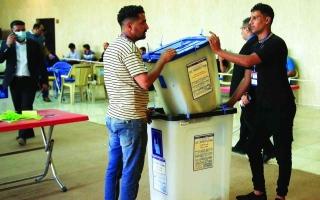 اكتمال الفرز اليدوي لنتائج الانتخابات في العراق