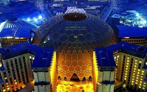 """الصورة: الصورة: """"أندياما"""" الأنغولية من إكسبو 2020: دبي محور اهتمام تجارة الألماس عالمياً"""