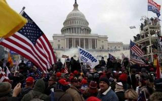 الصورة: الصورة: ماذا يستطيع أن يفعل الكونغرس أمام مناورات ترامب لعرقلة التحقيق في الهجوم على الكابيتول؟