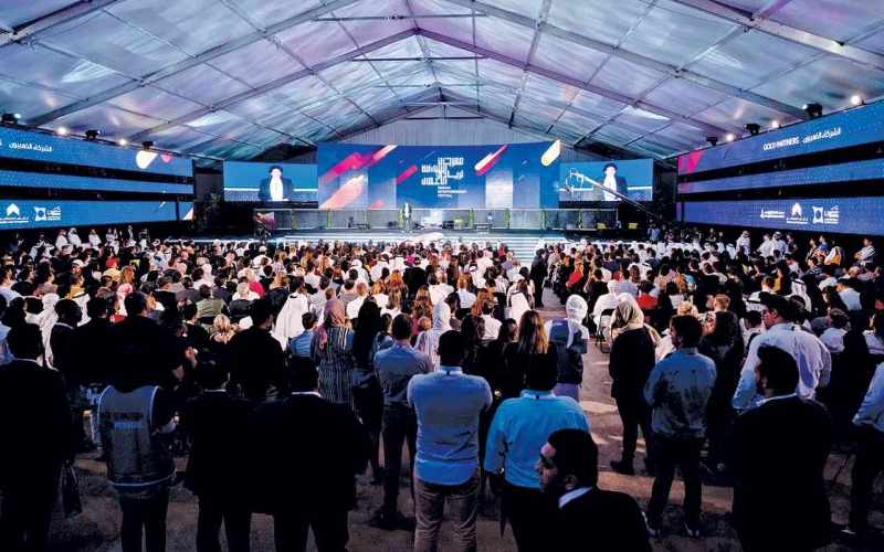 الصورة: الصورة: «شراع» يطلق الدورة الخامسة من «مهرجان الشارقة لريادة الأعمال» 22 نوفمبر المقبل